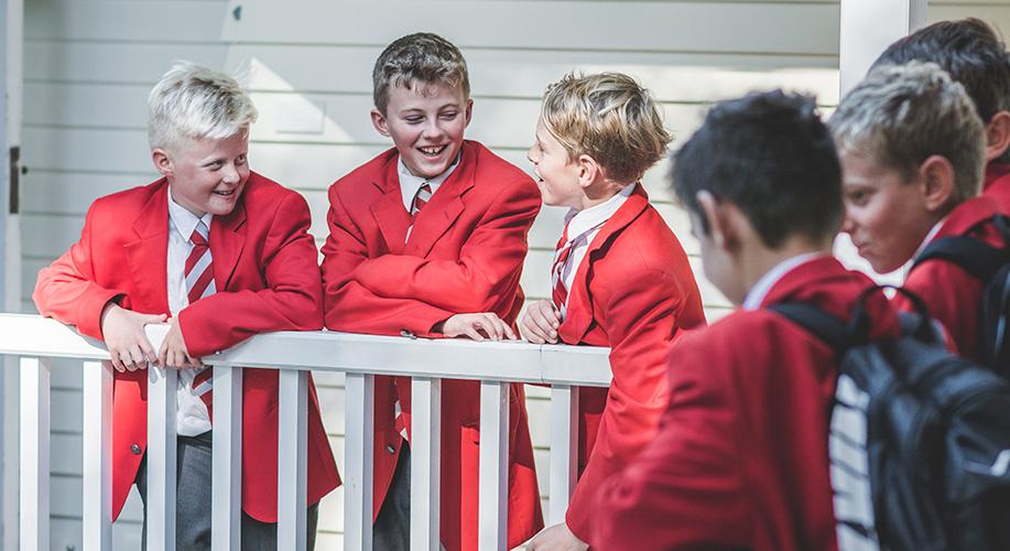 Lindisfarne-Boys